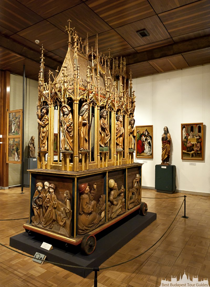 Wonders Of The Christian Museum Hungary Written By Our