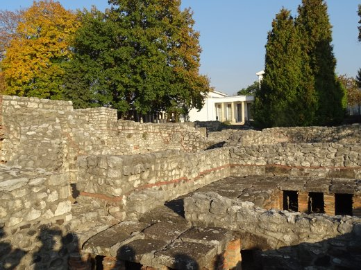 ROMAN RUINS TOUR IN BUDAPEST