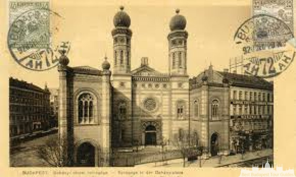 Jewish Budapest with the Great Synagogue, ruin pubs and fire wall ...