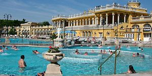 Budapest Bath, the famous one