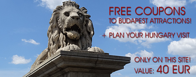 Free coupons by Best Budapest Tour Guides